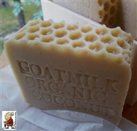 Goat's Milk and Organic Coconut Milk