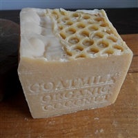 Coconut Milk and Goat's Milk Bar