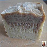 Limited Edition -Almond-Hazelnut Extra Large Soap Bar