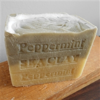 Limited Edition Peppermint Soap large bar