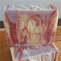Brazilian Oil Soap -  Oils  From The Rain Forest For  Healthy Skin Care