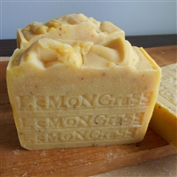 Lemongrass Soap with Cocoa Butter Skin Care Soap